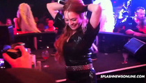 Lindsay Lohan -- She Cannes Never Say No to a Party