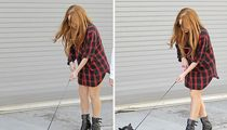 Lady Gaga -- Has Trouble Controlling Her Little Monster