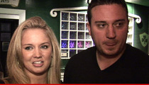 Disney Star Tiffany Thornton -- I'll Return the Kids When My Husband Sobers Up