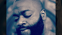 Rick Ross' Chin Tattoo -- He's Pretty Much Destined to Go Broke...