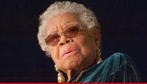Maya Angelou Dead -- American Poet Laureate Dies at 86