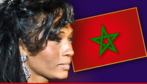Deion Sanders' Ex-Wife, Pilar Sanders: America Can't Touch Me ... I Answer to Moroccan Law Now!
