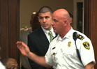 Aaron Hernandez Killed Two People Over SPILLED DRINK ... Prosecutors Say
