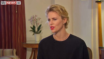 Charlize Theron Compares Media Coverage to Being Raped