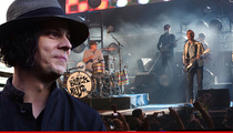 Jack White -- FINALLY Apologizes to the Black Keys