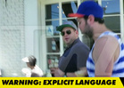 "Jonah Hill -- Throws Homophobic Slur at Photog ... ""Suck My D***, F*****"""