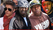 Lil Wayne and Young Money -- We Still Ride With Justin Bieber