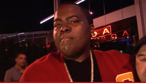 Sean Kingston -- Fights with Promoter Over Pay, Promoter Gets Jacked