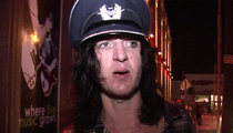 Mickey Avalon Sued -- Your Filthy Oven Shocked the Help