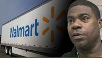 Tracy Morgan Crash -- Walmart Says It Will Take Full Responsibility ... If Its Driver's to Blame