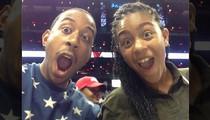 Ludacris -- YEAH, I LIKE THE WNBA ... And I'm Damn Proud Of It!