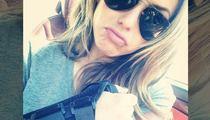 Octagon Girl Brittney Palmer -- I Fractured My Beautiful Wrist ... But Won't Miss UFC 174