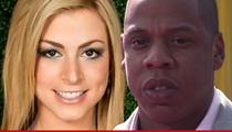 Alleged Jay Z Mistress -- I've Never Slept With Jigga!! Now Apologize, Or Else ...