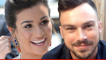 Lea Michele -- My New BF Is NOT A Gigolo -- He's A Dating Coach