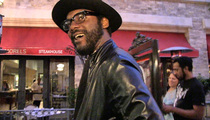 Gary Clark Jr. -- I Can Take Kanye West in a Walk Off