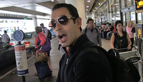 Indy Racer Helio Castroneves -- Soccer Guys Pull More Chicks ... But There's a Good Reason