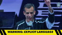 L.A. Kings Parade -- Mayor Garcetti Cusses Live ... 'This Is a Big F***ing Day'