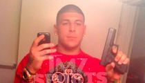 Aaron Hernandez Case -- TMZ Pic Shows Murder Weapon ... Prosecutors Claim