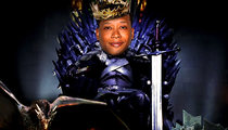 Jamal Anderson -- BLOG OF THRONES ... 'Worst. Father's Day. EVER.'