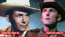 Hank Williams III BLASTS Hank Sr. Movie -- Only An AMERICAN Can Play My Granddaddy