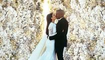 Kanye West Trashes Annie Leibovitz Over Wedding Wall Photo