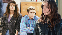 'Saved by the Bell' Star -- Ellen Page Should Play Me ... In New Lifetime Movie