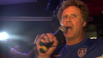 Will Ferrell Crashes U.S. World Cup Party -- 'I Will Bite Every German Player!'