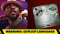 Wu-Tang Clan Rapper 911 Call ... What it Sounds Like When You Cut Your Penis Off
