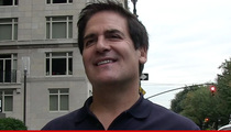 Mark Cuban On Ebola Scare -- We've Told Our Players ... Don't Go to Africa!