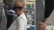 Kendra Wilkinson & Hank Baskett -- They're Still Together ... With Issues