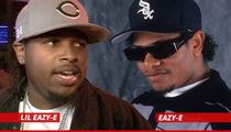 Lil Eazy-E -- My Dad Would Be Outraged I Was Rejected in N.W.A. Flick