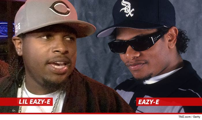 Eric Wright Eazy E Son