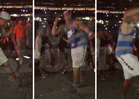 Rob Gronkowski Dancing At Beyonce Concert -- Gronktastic Dance Moves (VIDEO)