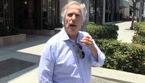 Henry Winkler -- Thanks, Urban Dictionary ... Now I Have to Change My Name