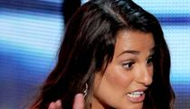 Is Lea Michele PREGNANT?!? -- Second 'Glee' Star Twitter Hacked