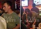 Johnny Manziel Bartending At Austin Nightclub
