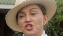 Madonna -- Way too Big for Jury Duty