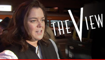 Rosie O'Donnell -- In 'Active Negotiations' to Rejoin 'The View'