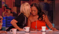 Sherri Shepherd & Jenny McCarthy On Leaving 'The View' -- Sherri Cries (VIDEO)