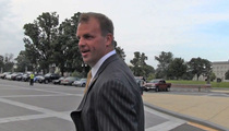Congressman Jon Runyan -- I COULD STILL TAKE MICHAEL STRAHAN!