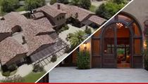 LaDainian Tomlinson -- SELLING INSANE MANSION ... Secret Room, Rope Bridge, Movie Theater