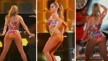 Jennifer Lopez Twerking -- Puttin' In Twerk: Miley's Got Nothin' On Me! (VIDEO)