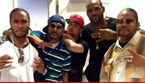 Bone Thugs-N-Harmony On LeBron James Coming Back To Cleveland -- He's A Hero!!