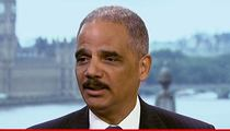 US Attny Gen. Eric Holder -- REDSKINS NAME IS OFFENSIVE ... Change It!