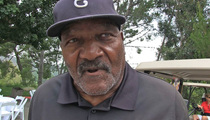 Jim Brown -- I'm 'Pleased' LeBron Returned to Cleveland