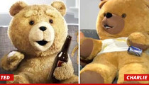 Seth MacFarlane Sued -- We Had 'Ted' First ... and He Liked Drugs and Hookers Too