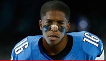 Titus Young -- Attacked 5 People in 2 Months ... Cops Say