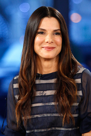 Sandra Bullock-- Through the Years