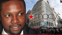 'Treme' Star Rob Brown -- Settles Racial Profiling Suit with Macy's