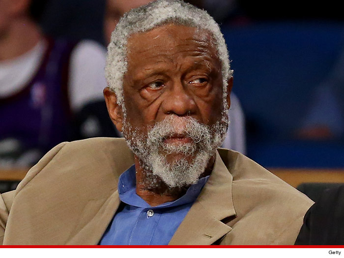 Bill Russell Hospitalized In Lake Tahoe After Collapsing At Speaking Gig